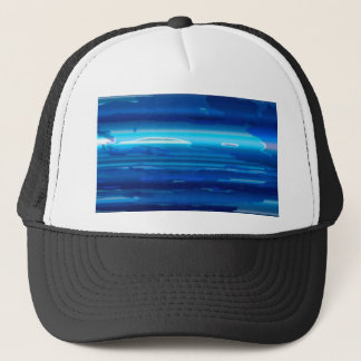 Abstract Blue Sky Trucker Hat