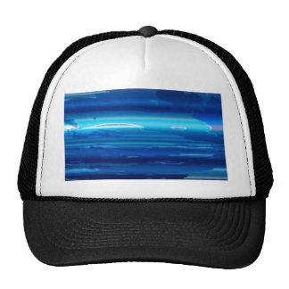 Abstract Blue Sky Trucker Hat