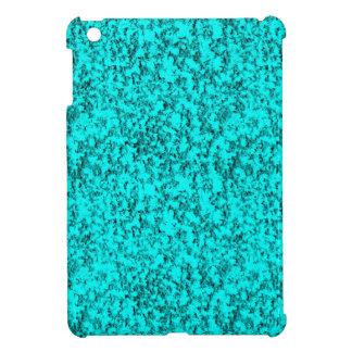 abstract blues iPad mini cover