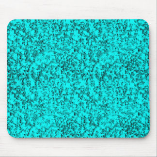 abstract blues mouse pad