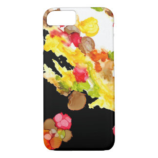 """""""Abstract Bouquet"""" iphone case"""
