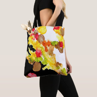 """""""Abstract Bouquet"""" Tote Bag"""