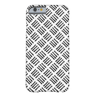 Abstract Brush Strokes Pattern, iPhone 6/6s Case
