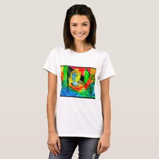 abstract buddha T-Shirt