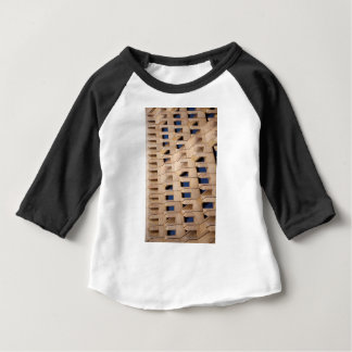 Abstract building baby T-Shirt