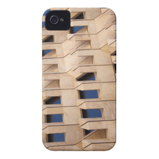 Abstract building iPhone 4 cover