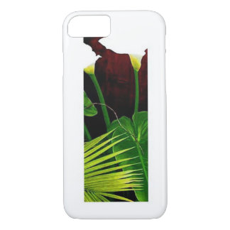 Abstract Calla Lily #4 Case-Mate iPhone Case