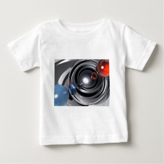 Abstract Camera Lens Baby T-Shirt