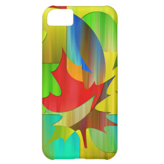 Abstract iPhone 5C Case