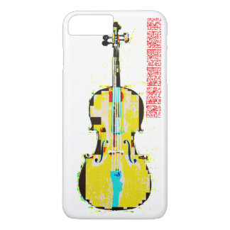 Abstract Cello by Leslie Harlow iPhone 7 Plus Case