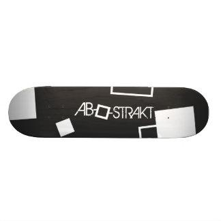 Abstract Chaos Skateboard Decks