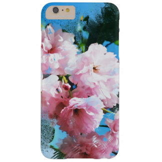 Abstract Cherry Blossom Barely There iPhone 6 Plus Case