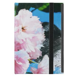 Abstract Cherry Blossom Case For iPad Mini