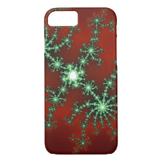 Abstract Christmas Colour Burst Case-Mate iPhone Case