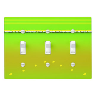 Abstract Chrysalis Design - Light Switch Cover