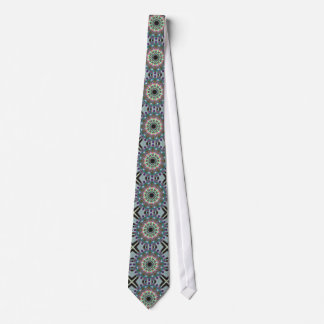 Abstract Circle of Design Tie