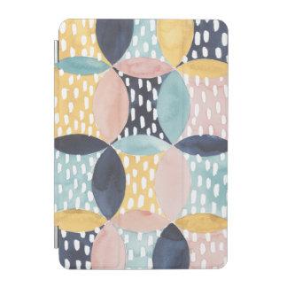 Abstract Circle Pattern iPad Mini Cover