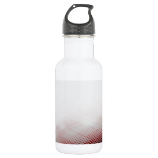 Abstract Circle & Rhombus Background 532 Ml Water Bottle