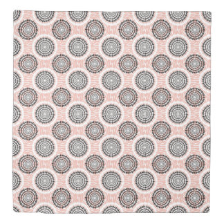 Abstract Circles Pattern duvet covers