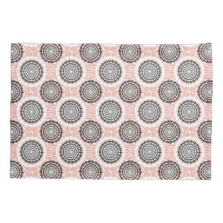 Abstract Circles Pattern pillowcases