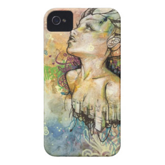 Abstract City Case-Mate iPhone 4 Case