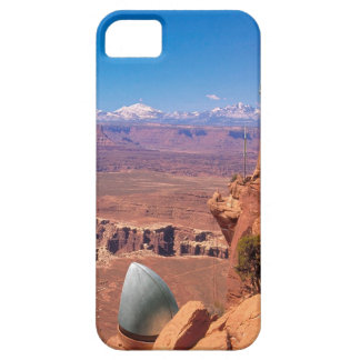 Abstract City Mars Living iPhone 5/5S Cases