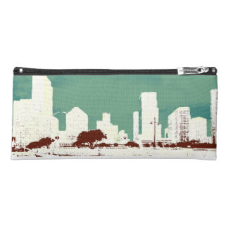Abstract City Pencil Case