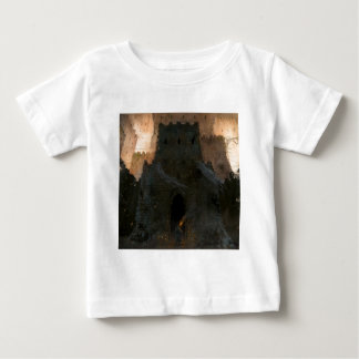 Abstract City The Castle Baby T-Shirt