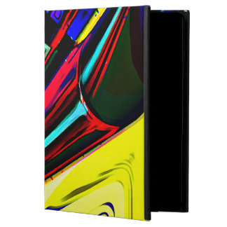 Abstract Classic Cover For iPad Air