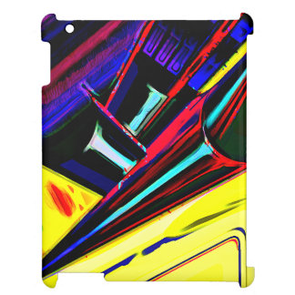 Abstract Classic iPad Case