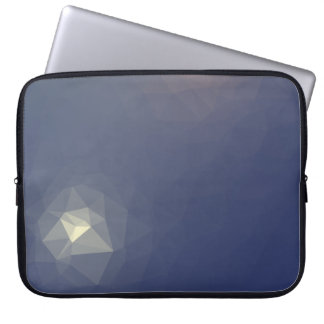 Abstract & Clean Geo Designs - Angel Grace Laptop Sleeve