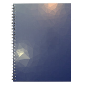 Abstract & Clean Geo Designs - Angel Grace Notebooks