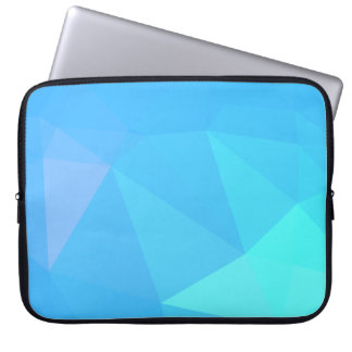 Abstract & Clean Geo Designs - Atlantic Fox Laptop Sleeve