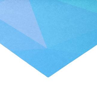 Abstract & Clean Geo Designs - Atlantic Fox Tissue Paper