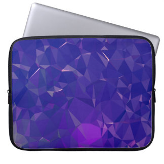 Abstract & Clean Geo Designs - Electric Dragon Laptop Sleeve