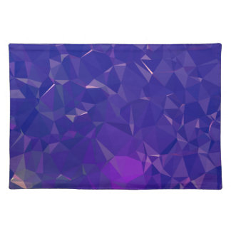 Abstract & Clean Geo Designs - Electric Dragon Placemat