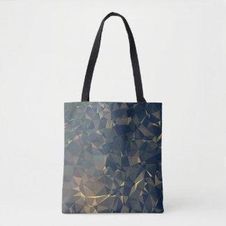 Abstract & Clean Geo Designs - Infused Steel Tote Bag