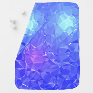 Abstract & Clean Geo Designs - Lucky Creation Baby Blanket