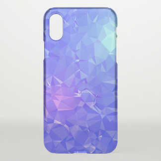 Abstract & Clean Geo Designs - Lucky Creation iPhone X Case