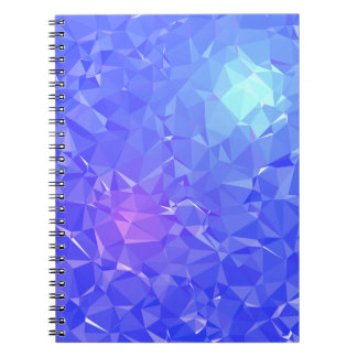 Abstract & Clean Geo Designs - Lucky Creation Notebook