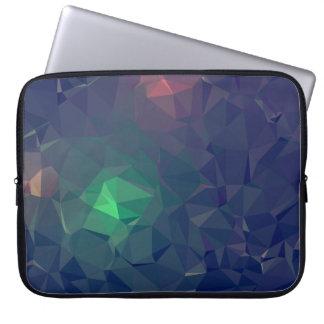 Abstract & Clean Geo Designs - Opposite Spectrum Laptop Sleeve