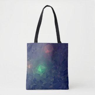 Abstract & Clean Geo Designs - Opposite Spectrum Tote Bag