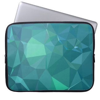 Abstract & Clean Geo Designs - Pale Sky Laptop Sleeve