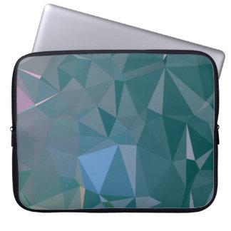 Abstract & Clean Geo Designs - Pale Vanadium Laptop Sleeve