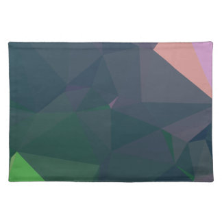 Abstract & Clean Geo Designs - Polar Wonders Placemat
