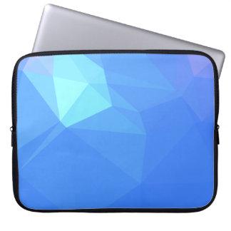 Abstract & Clean Geo Designs - Poseidon Trident Laptop Sleeve