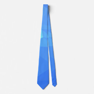 Abstract & Clean Geo Designs - Poseidon Trident Tie