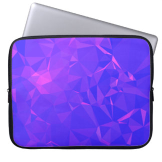 Abstract & Clean Geo Designs - Unknown Galaxy Laptop Sleeve