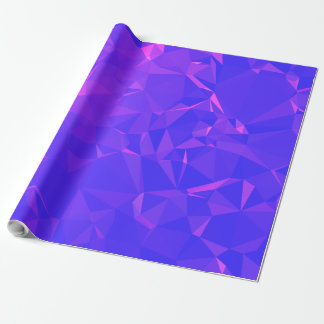 Abstract & Clean Geo Designs - Unknown Galaxy Wrapping Paper