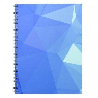 Abstract & Clean Geometric Designs - Holy Grace Spiral Notebook